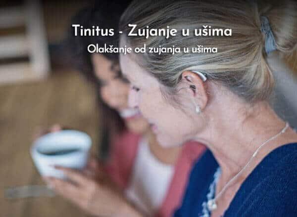 Tinitus - zujanje u ušima